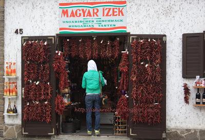 Paprika, national Spice of Hungary