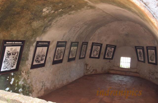 Reis Magos Fort, Goa 2