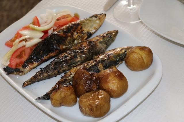 6 must do things in Coimbra food