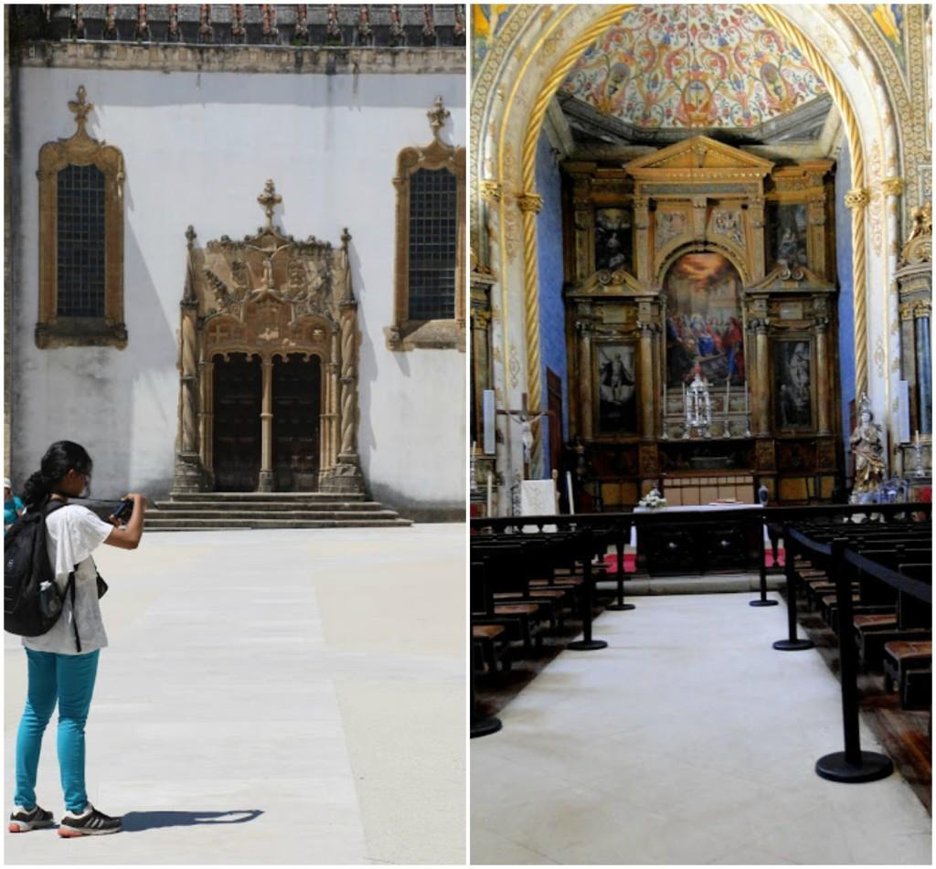 St Michael Chapel Coimbra 1