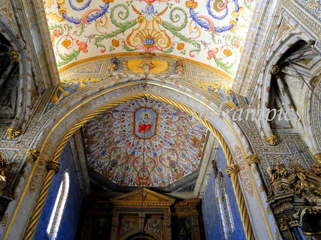Chapel of St. Michael, Coimbra