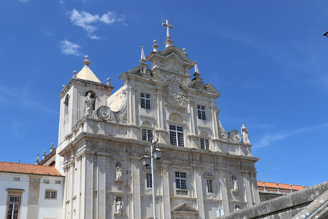 new cathedral coimbra