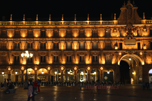 Hotel Les Torres Salamanca 1