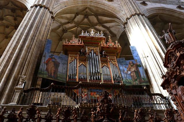 New Cathedral of Salamanca 3