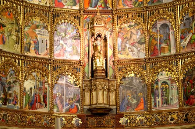 Old Cathedral Salamanca 2