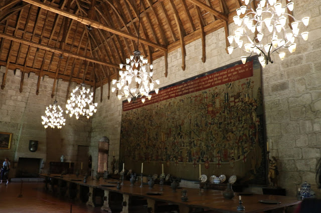 Palace of Dukes of Braganca, Guimaraes