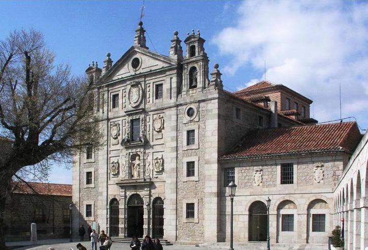 Avila Convent sacred