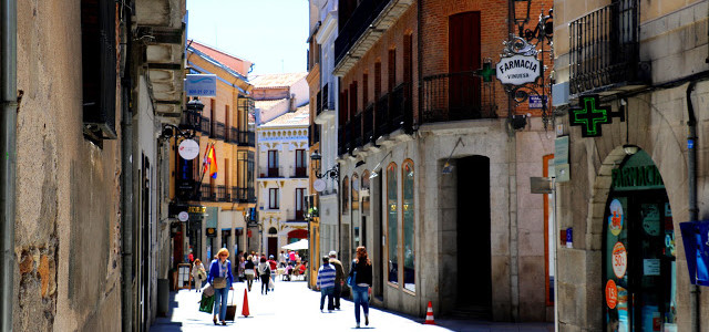 5 Must See and Do Things in Avila, Spain