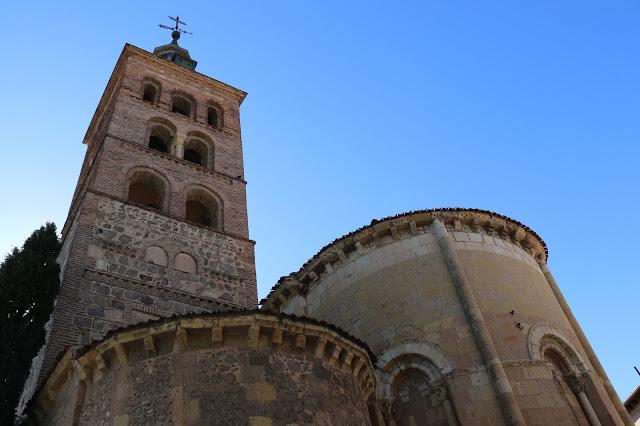 Iglesia de San Andres Segovia