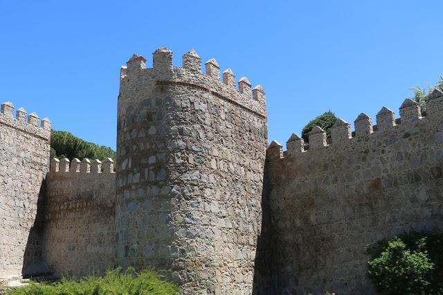 Walls of Avila, Spain 2
