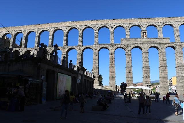 aqueduct of segovia -indranipics-1