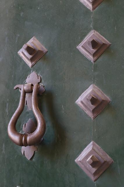 El Escorial door