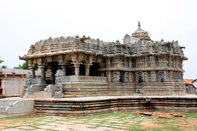 Lakshminarasimha Temple Javagal 3