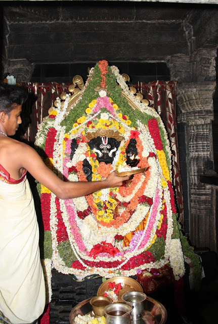 Lakshminarasimha Temple Javagal Narasimha idol