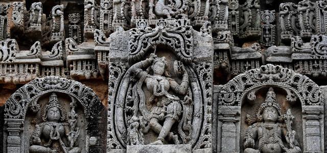 Sri Veeranarayana Temple, Belavadi, Karnataka