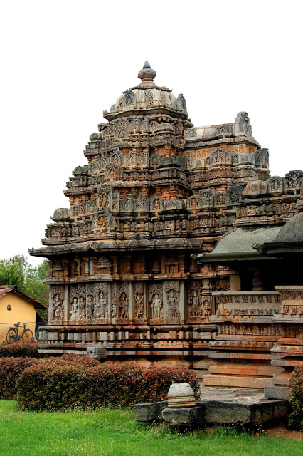 Veeranarayana Temple Exteriors