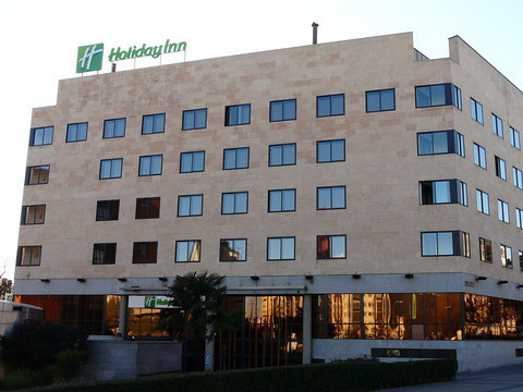 Holiday Inn Madrid - Piramides-M