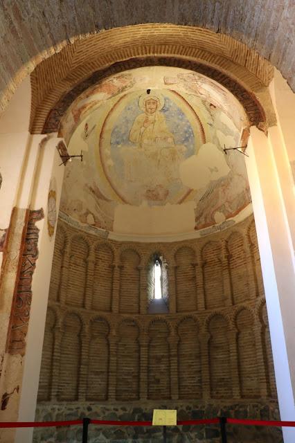 Toledo church interiors