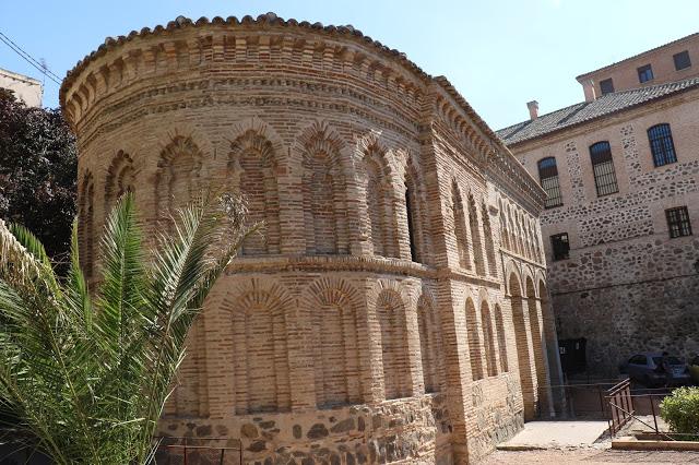 Toledo moors church
