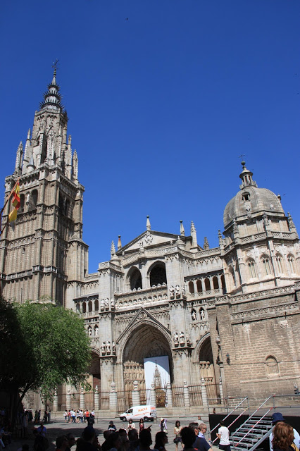 must see toledo sights cathedral