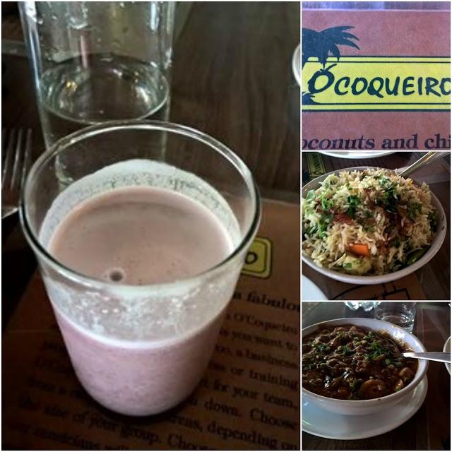 O'Coqueiro, Porvorim, Goa Menu Must visit Goa restaurants