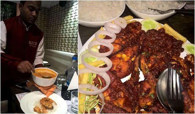 Ritz Classic menu Goa1 Must visit Goa restaurant