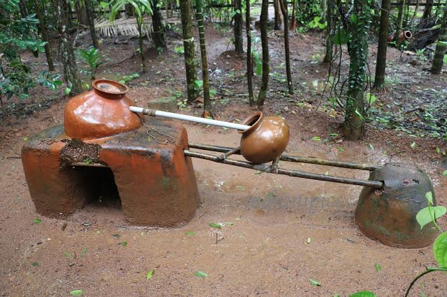 Traditional Fenny making unit