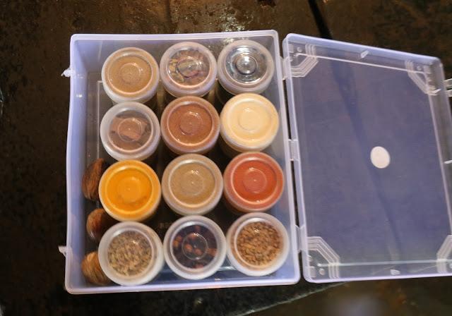 Spice box on sale