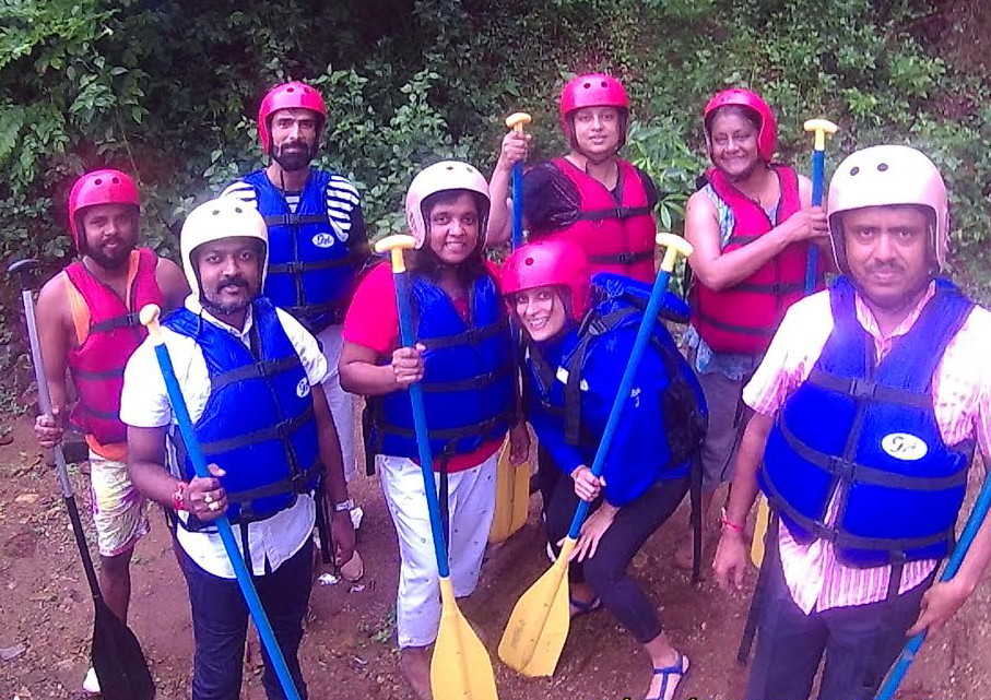 white water river rafting in goa pictures 2