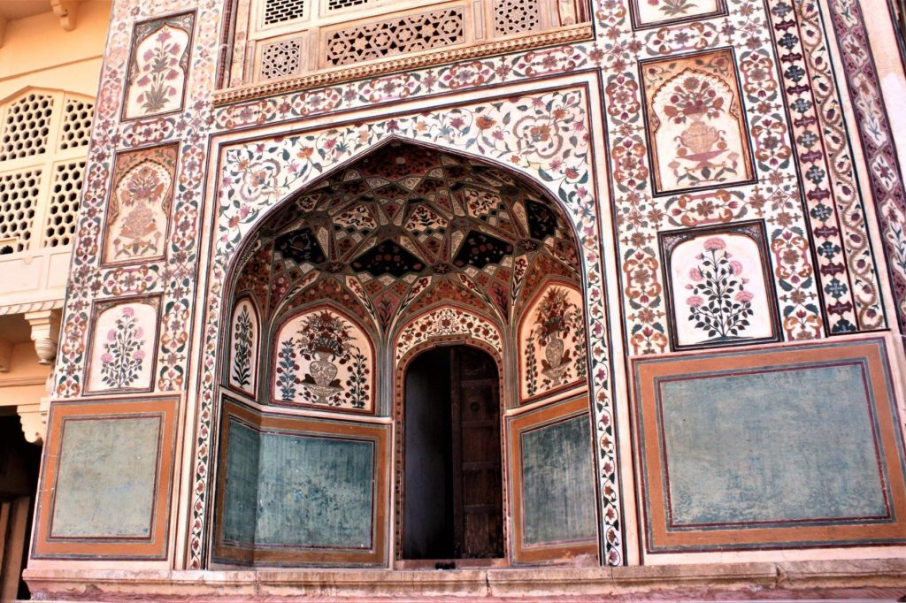 Must see sights Jaipur Amer Fort