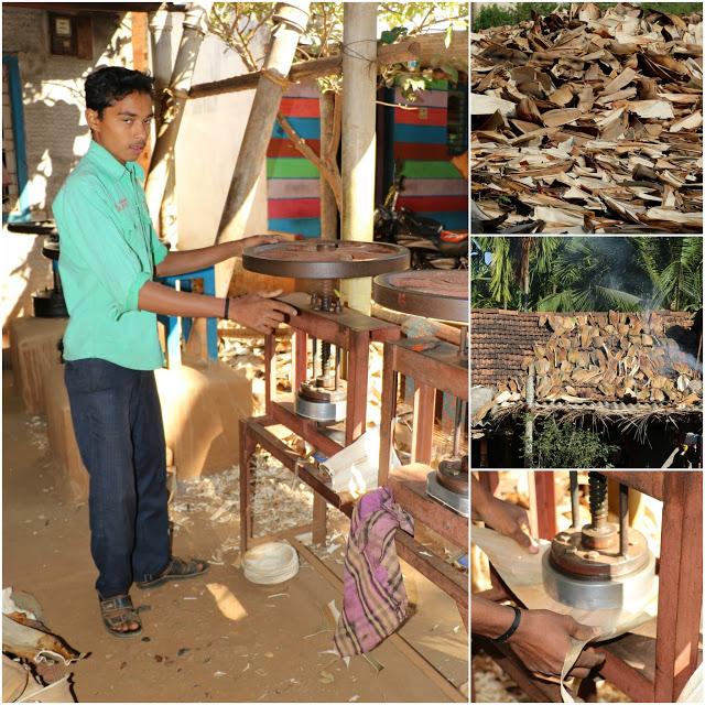 arecanut-leaf-plates-making-process-shimoga