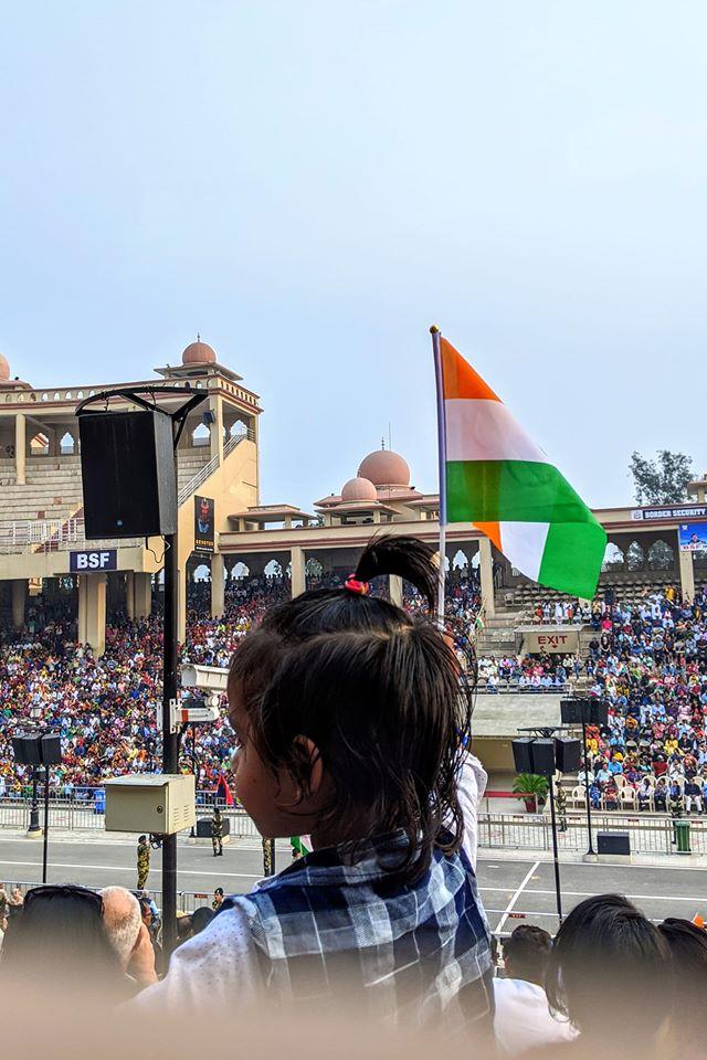 Attari Border Beating Retreat Ceremony, a Goosebumpy Feeling - i Share