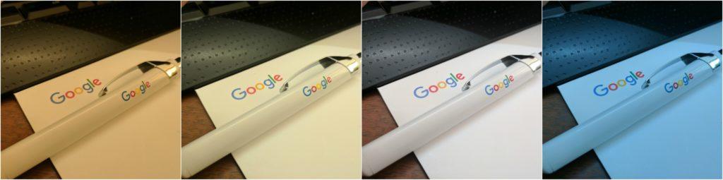 Google Pixel Camera Modes