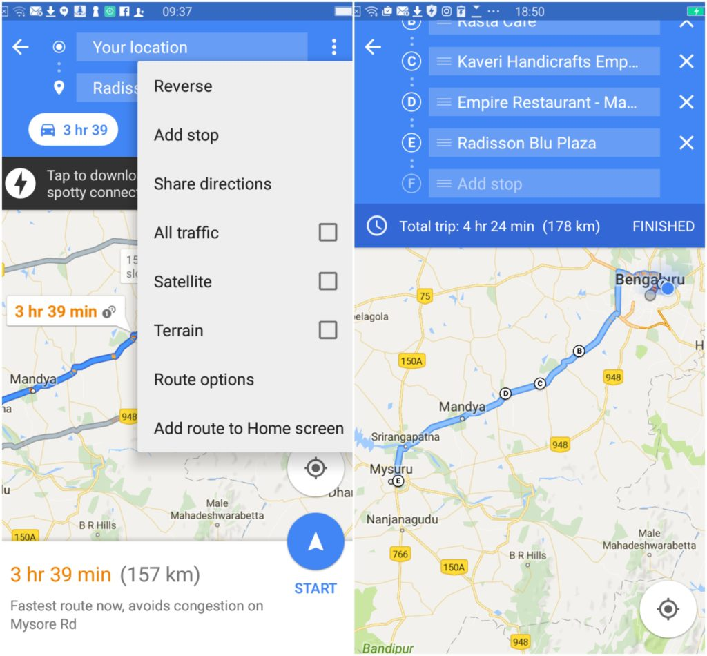 How Google Maps Help you