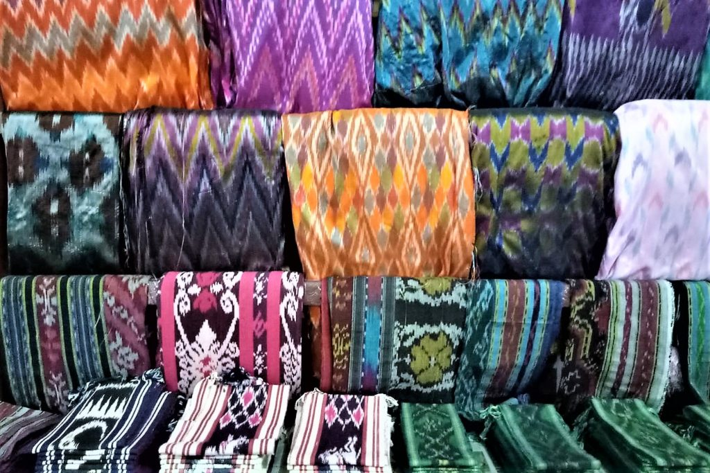 Ethical Souvenirs from Lombok Island of Indonesia