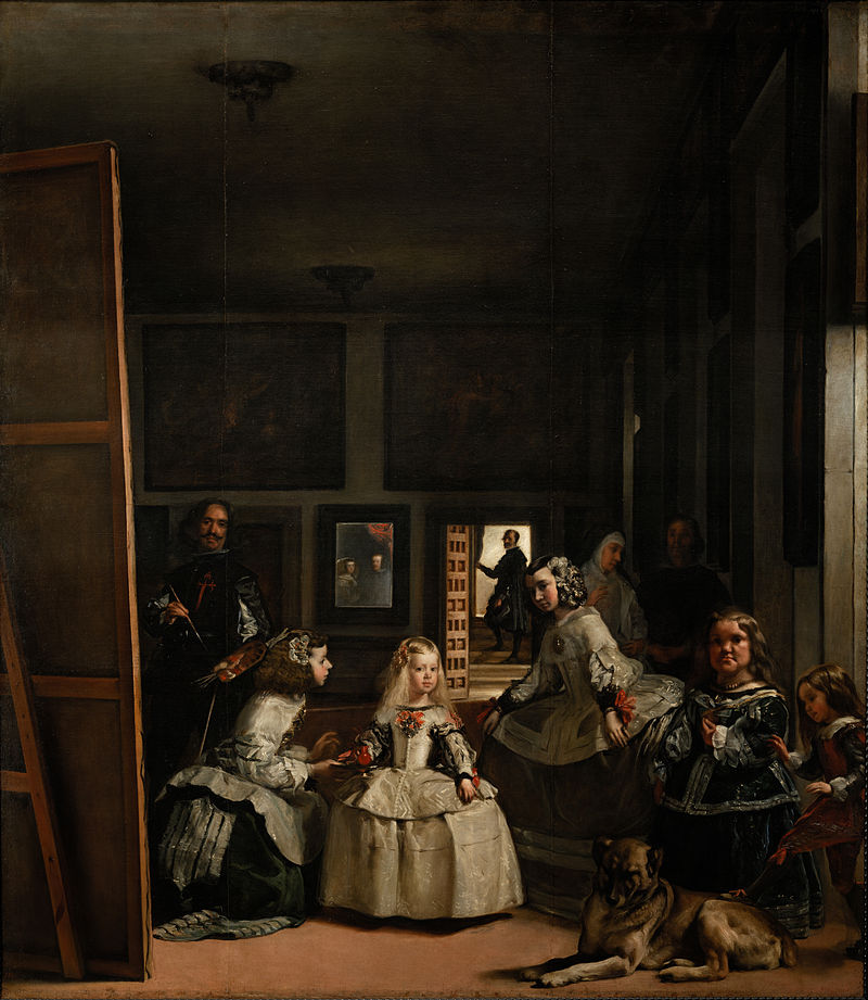 Most famous painting of Prado Museum