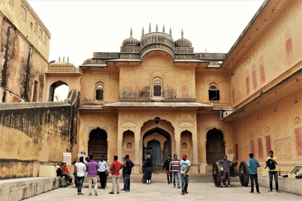 Madhavendra Palace Nahargarh