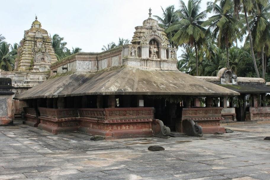 Madhukeswara Temple Banavasi
