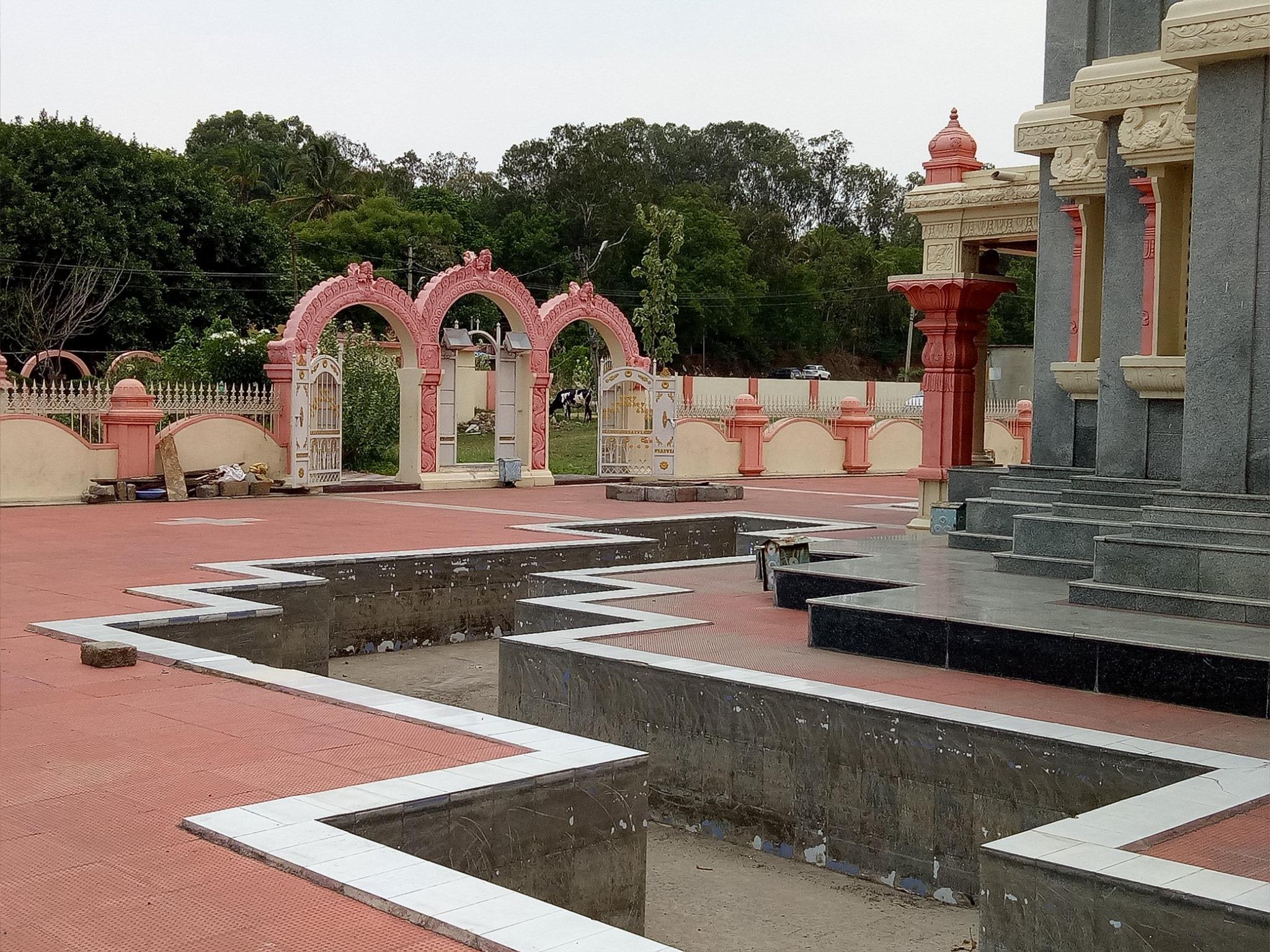 Panchamukhi Ganesha Temple Interiors