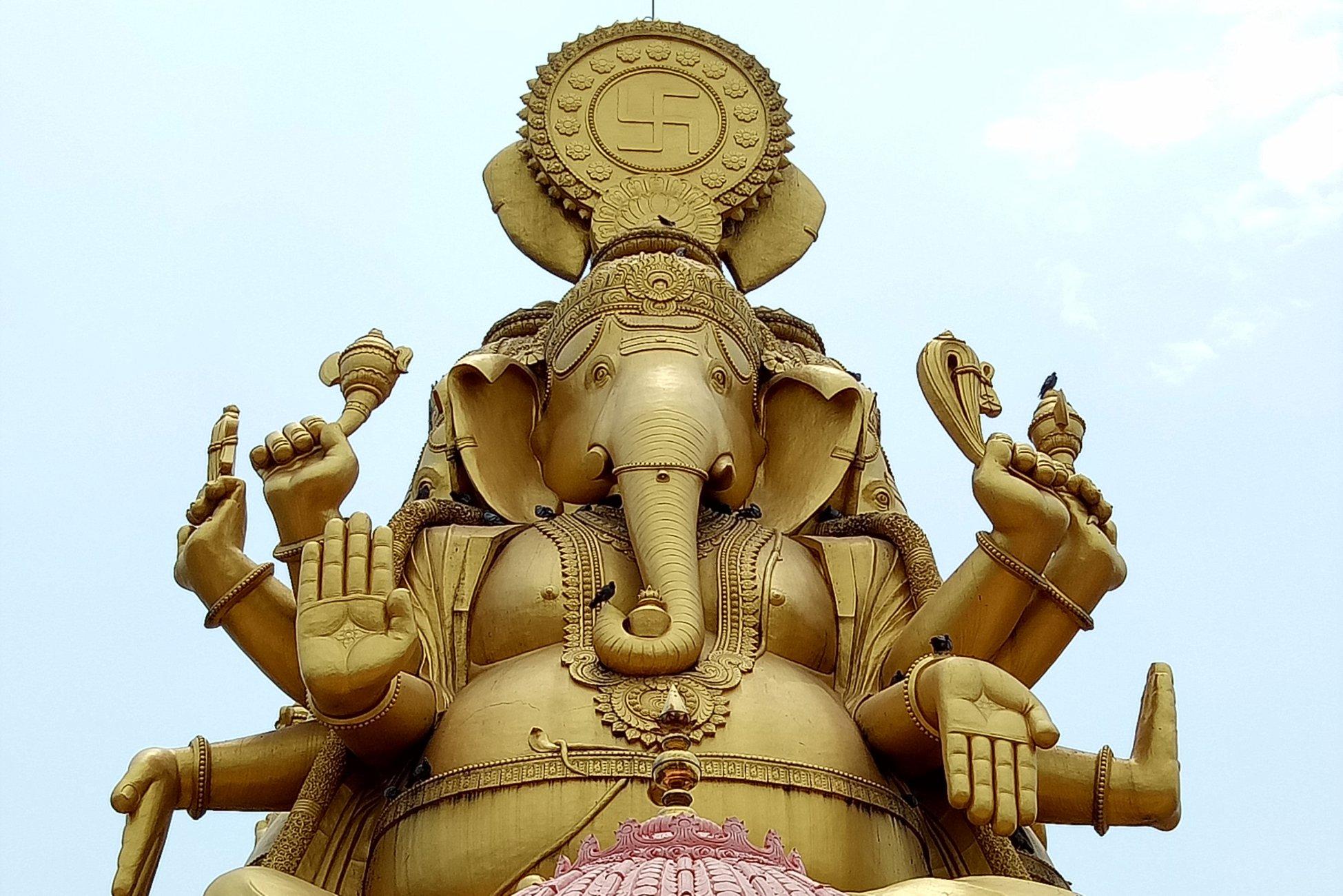 Panchamukhi Ganesha Temple west