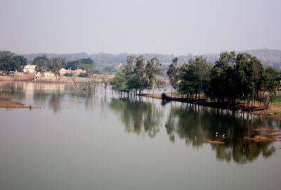 Postcard Pictures of Krishna River