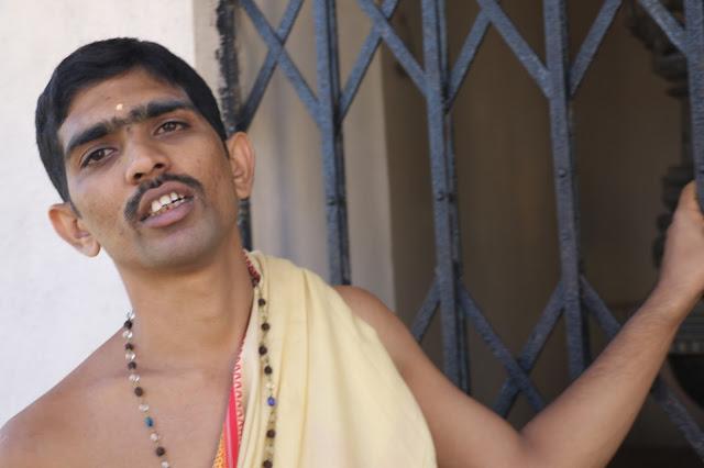 Faces of India - Pujari