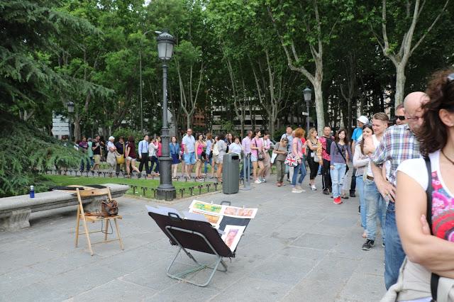 Tour of Prado Museum