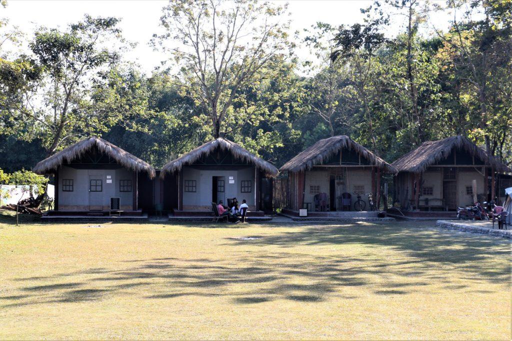 Smiling Tusker Elephant Camp Cottages