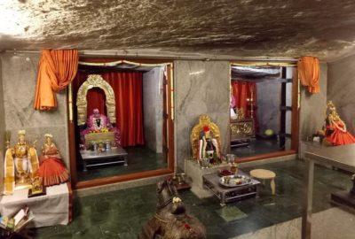 Sri Ramalingeshwara Cave Temple Hulimavu