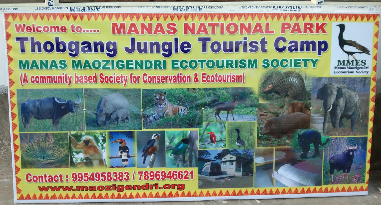 Thobgang jungle tourist camp
