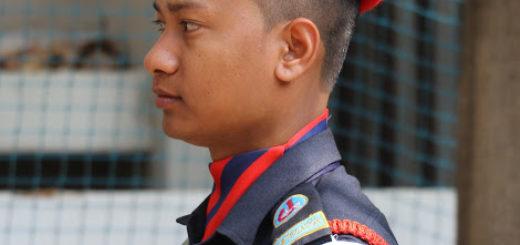 Faces of India secutiry guard